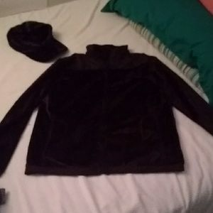 Jackets & Blazers - *Bundle* Level Eight Jacket and Baseball Cap